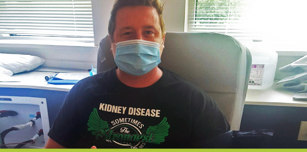 Confessions of a dialysis patient