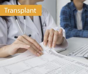 Transplant evaluation