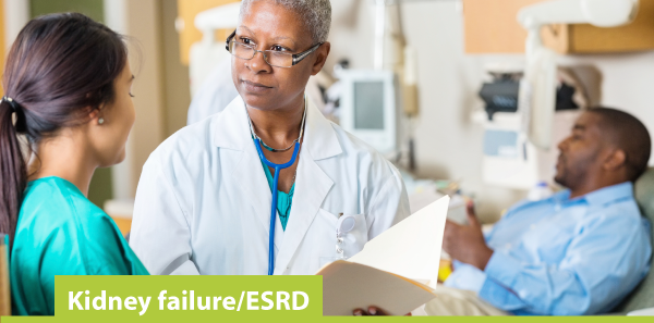 Kidney failure/ESRD