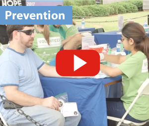 Learn about our prevention efforts
