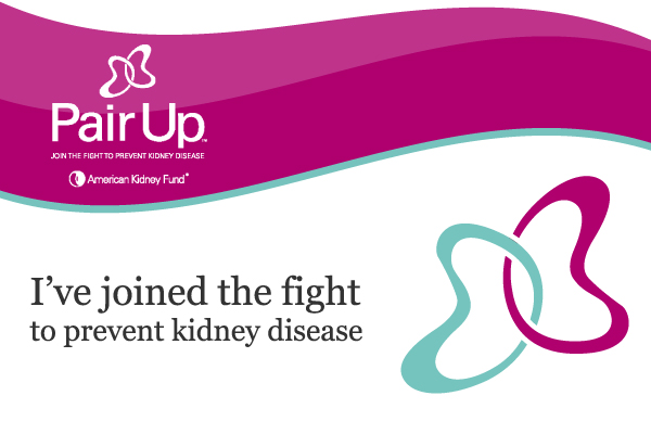 Join the fight to prevent kidney disease